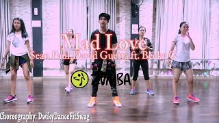 Zumba Mad Love - Sean Paul, David Guetta ft. Becky G (Choreography) | BFS Studio Sangatta