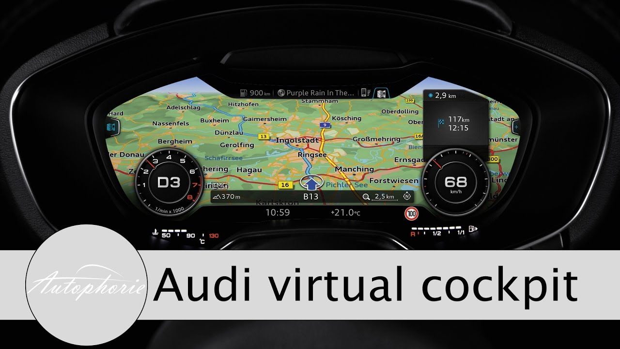 Audi virtual cockpit / VW Active Info Display / Digitales Cockpit Pro und Contra Talk ...