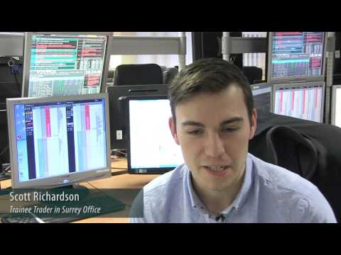 60 Seconds With FutexLive Trainee Trader