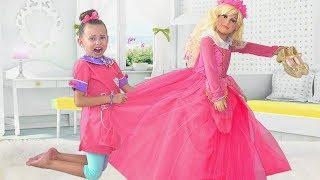 Alice y Maggie quieren el mismo vestido