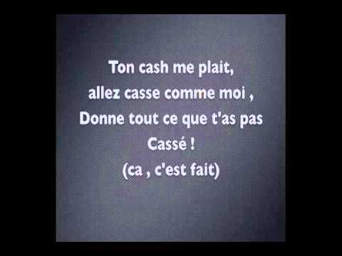 Jean dujardin - casse de brice (karaoké)
