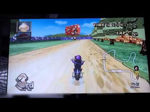 [MKWII][Wiimmfi] With a Hacker? [DE|EN] [Wii|HD]| Kai
