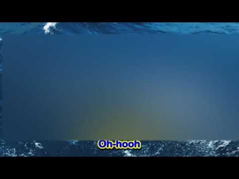 SAIL OVER SEVEN SEAS  KARAOKE