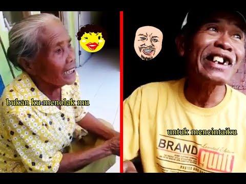 Suara Merdu Duet Kakek Dan Nenek