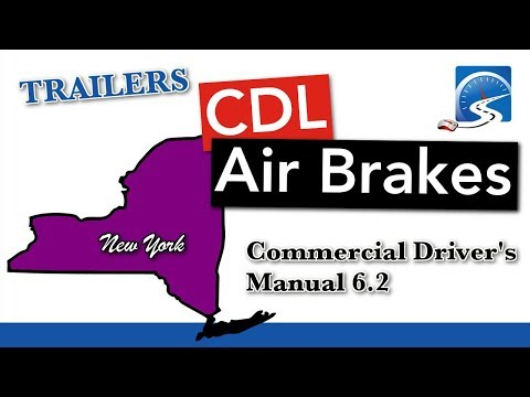 CDL Air Brakes Course  S. 6.2 - Combination Vehicles | New York State