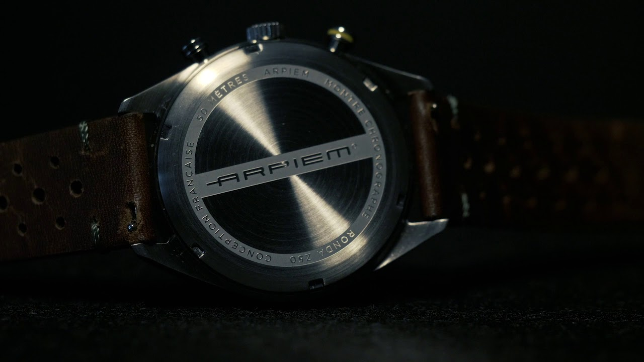 ARPIEM Watch presentation