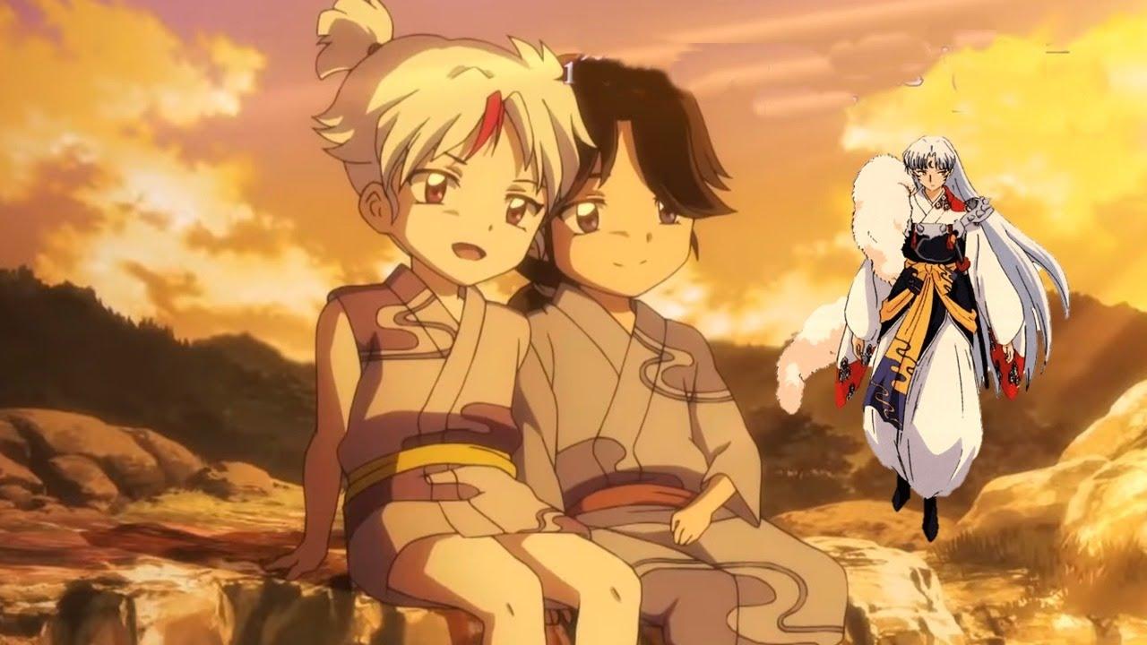 Hanyo no Yashahime Capitulo 2 (Adelanto Completo): El Pasado de Towa y  Setsuna; Inuyasha y Moroha - YouTube