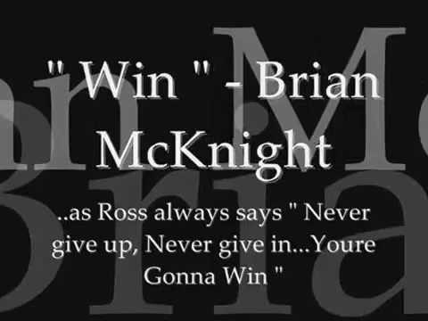 Ross Ariffin plays Win (Brian McKnight)
