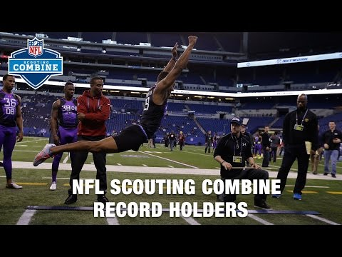 All-Time Combine Records | NFL