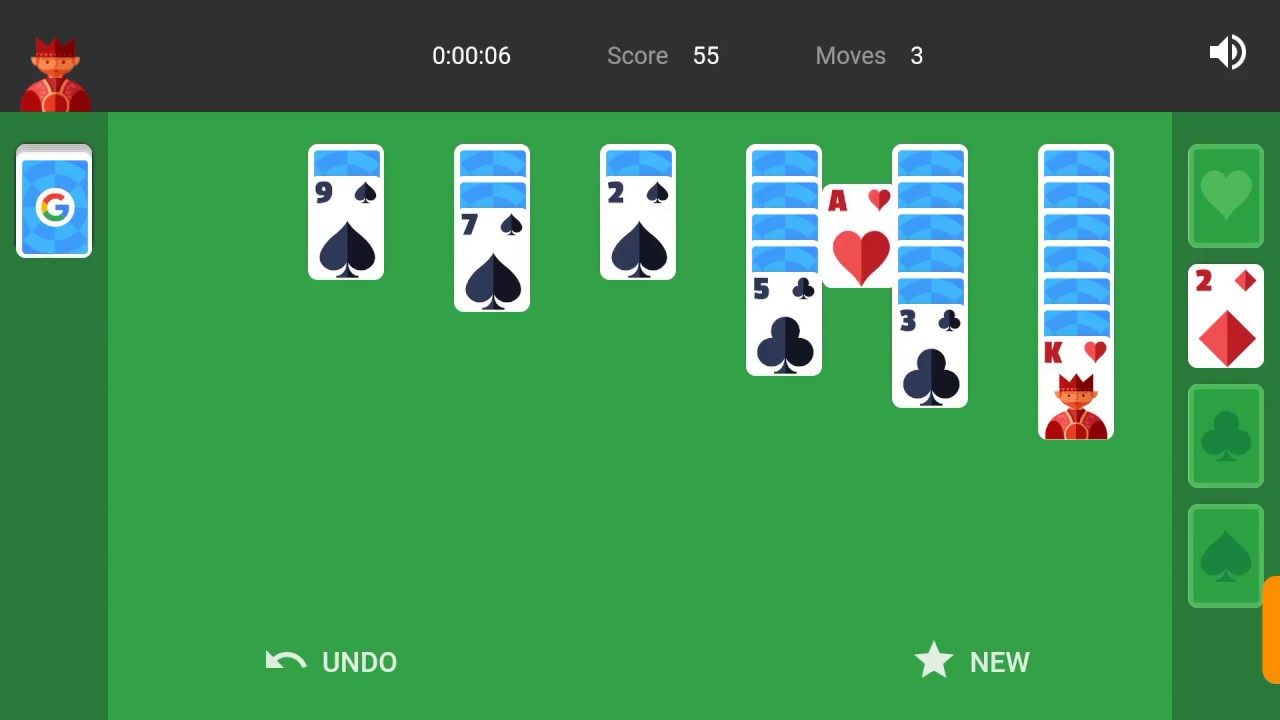 Solitaire Google Play Games Youtube