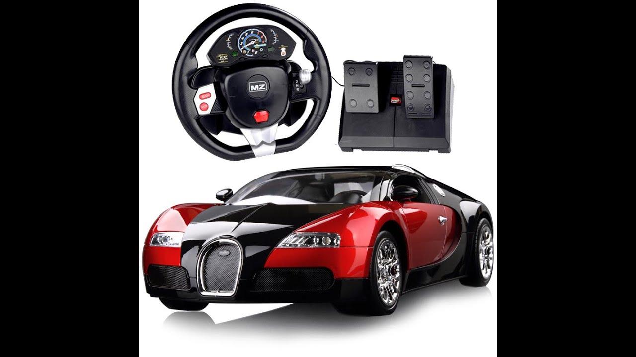 Bugatti Veyron Autos Coches De Juguete Con Control Remoto