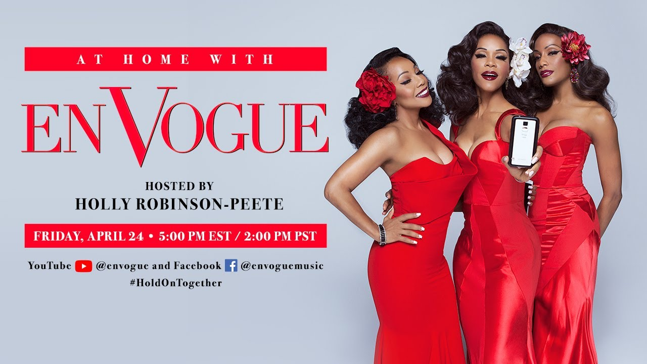 Download At Home With En Vogue