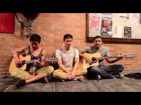 Gnarls Barkley - Crazy (Acoustic Cover)