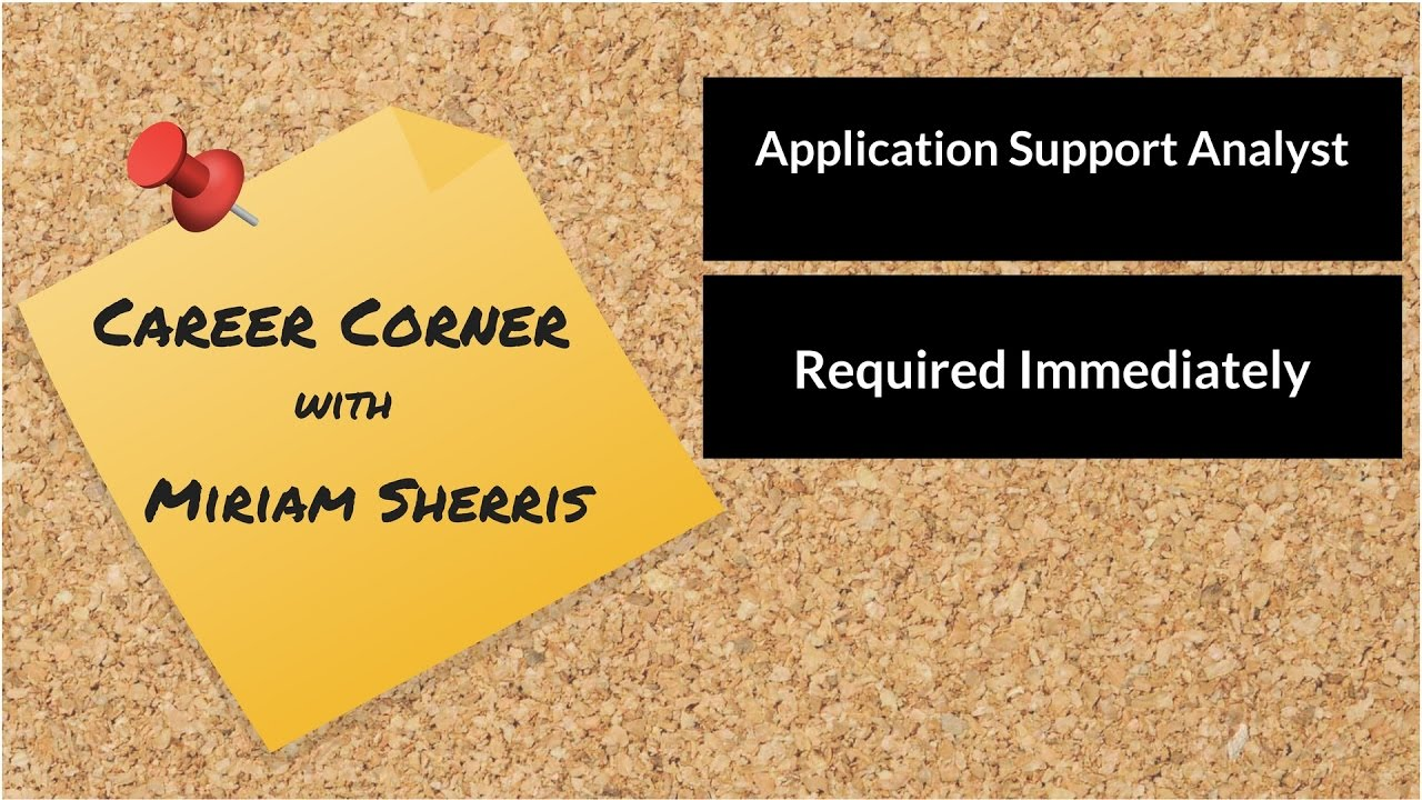 application support analyst ecommerce application support analyst ecommerce