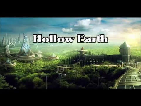 Hollow Earth Frightening Message for Mankind