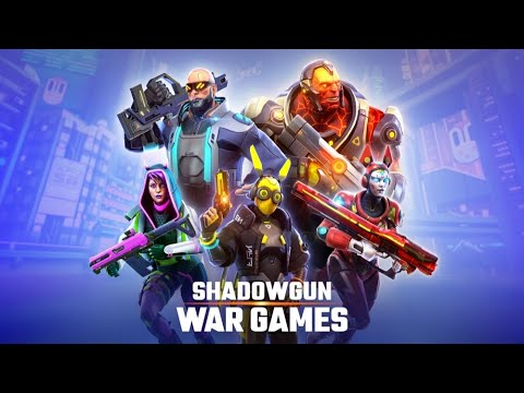 Shadowgun War Games - PvP FPS (by MADFINGER Games, a.s.) IOS Gameplay Video (HD) from YouTube · Duration:  22 minutes 27 seconds