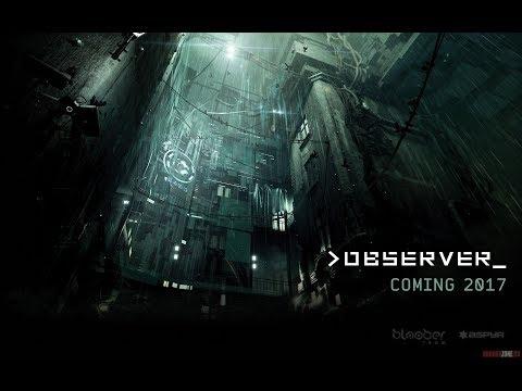 Observer (Хоррор) проходим вместе на стриме. Часть 2.