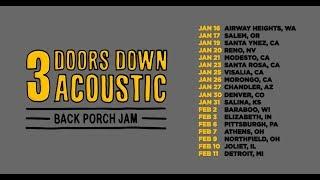 3 Doors Down @ www.OfficialVideos.Net