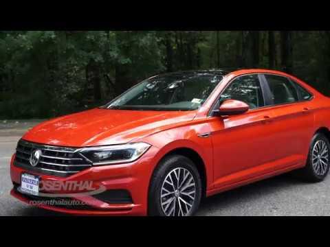2019 VW Jetta Test Drive & Review