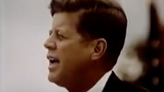 JFK, Years of Lightning, Day of Drums - John F. Kennedy Documentary Full Movie