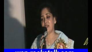 Qarz Gum ka Chukana pada hai Ghazal by Dr. Nuzhat Anjum Yaad-e-Masoom Nehtori Mushaira 2 July 2012
