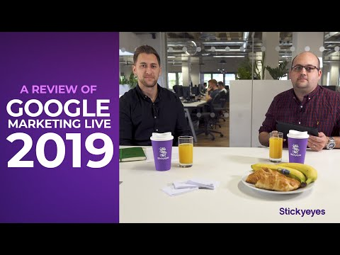 The key highlights from Google Marketing Live 2019