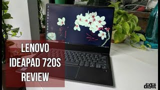 Lenovo Ideapad 720s Review | Digit.in