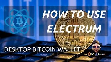Electrum Bitcoin Wallet - Versatile and Feature Rich