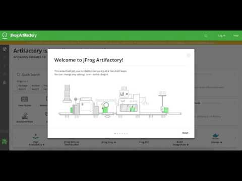 Installing JFrog Artifactory 5 High Availability Cluster - The complete walk through