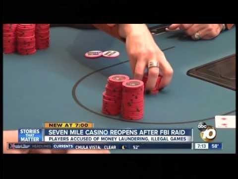 Seven Mile Casino >> Seven Mile Casino Reopens In Chula Vista Youtube