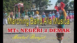 Marching Band A'la Musica MTs Negeri 2 Demak Juara 1 Dalam Rangka HUT RI Ke-74 Mantul Banget........
