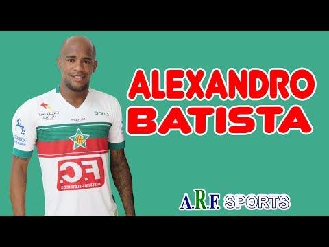 Alexandro Batista - Atacante