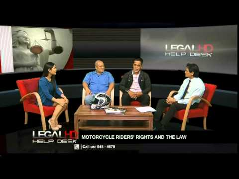 Legal HD Episode 89: Motorcycle Rights