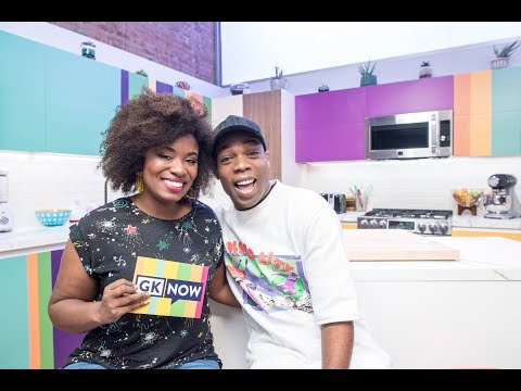 Interview with Todrick Hall | GK NOW