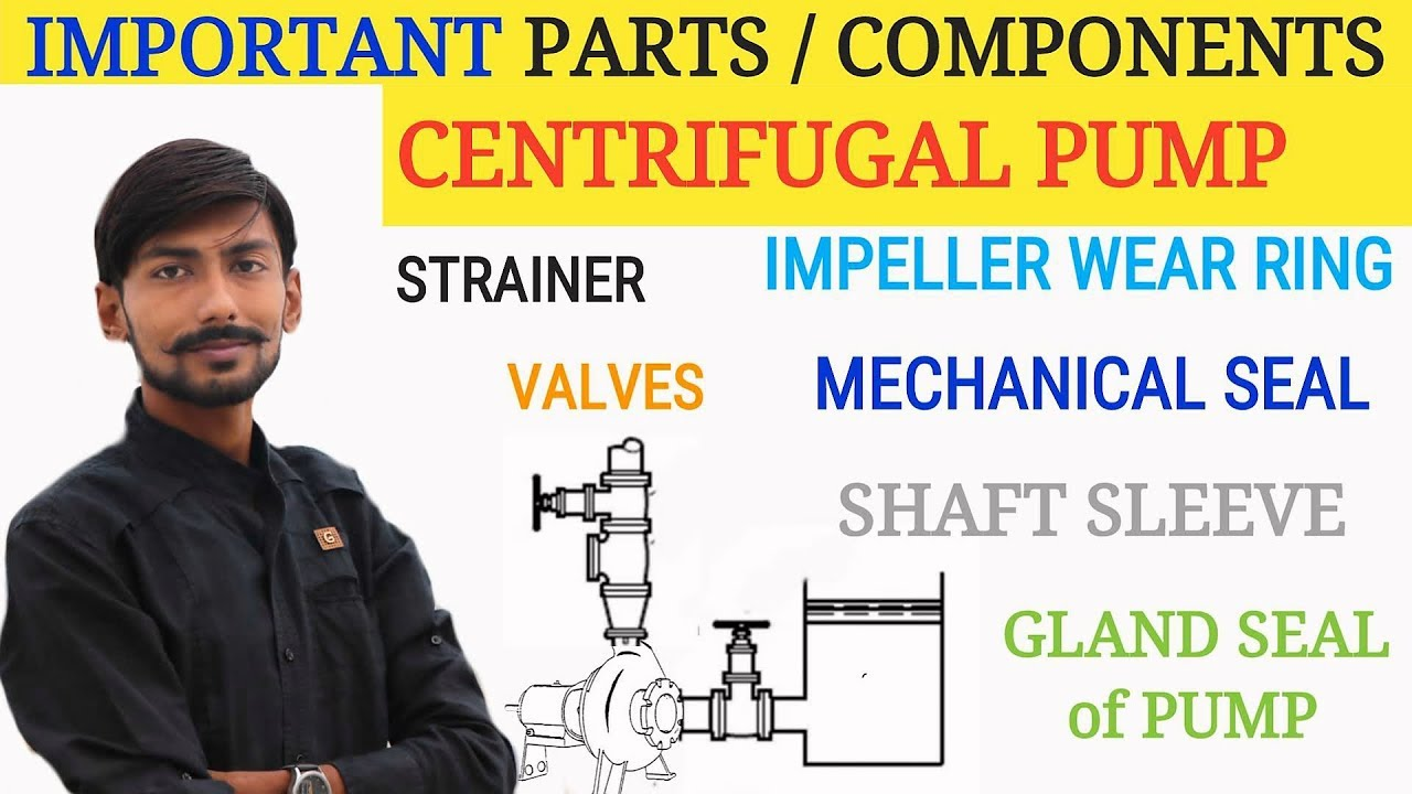 centrifugal pump mechanical seal diagram kenworth t660 headlight wiring general parts components 0f gland shaft sleeve etc