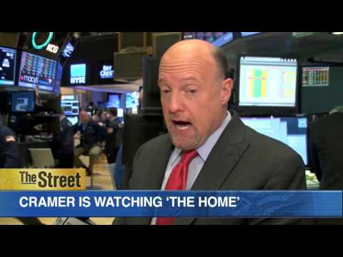 Jim Cramer Says Housing Related Stocks Look Solid