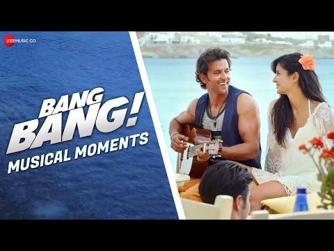 Bang Bang Musical Moments | Hrithik Roshan & Katrina Kaif | Vishal-Shekhar | Siddharth Anand