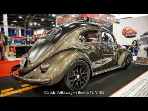 Classic Volkswagen Beetle TUNING