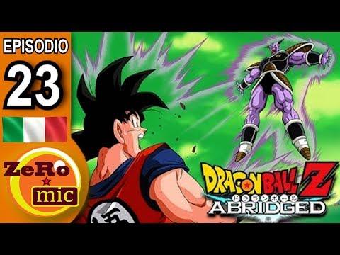 ZeroMic - Dragon Ball Z Abridged: Episodio 23 [ITA]