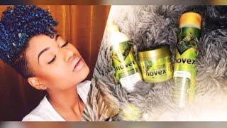 NOVEX Hair Care Review Tutorial | JADEJANELLE