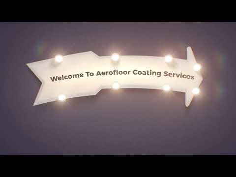 Aerofloor Coating Services in Plano, TX - Flooring Contractor