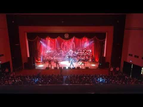 Кипелов  - Симфоническим оркестром (Ростов на Дону)