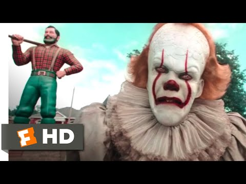 It: Chapter Two (2019) - Did You Miss Me, Richie? Scene (3/10) | Movieclips