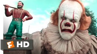 Download It: Chapter Two (2019) - Did You Miss Me, Richie? Scene (3/10) | Movieclips