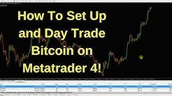 How Day Trade Bitcoin & Crypto On Metatrader 4!