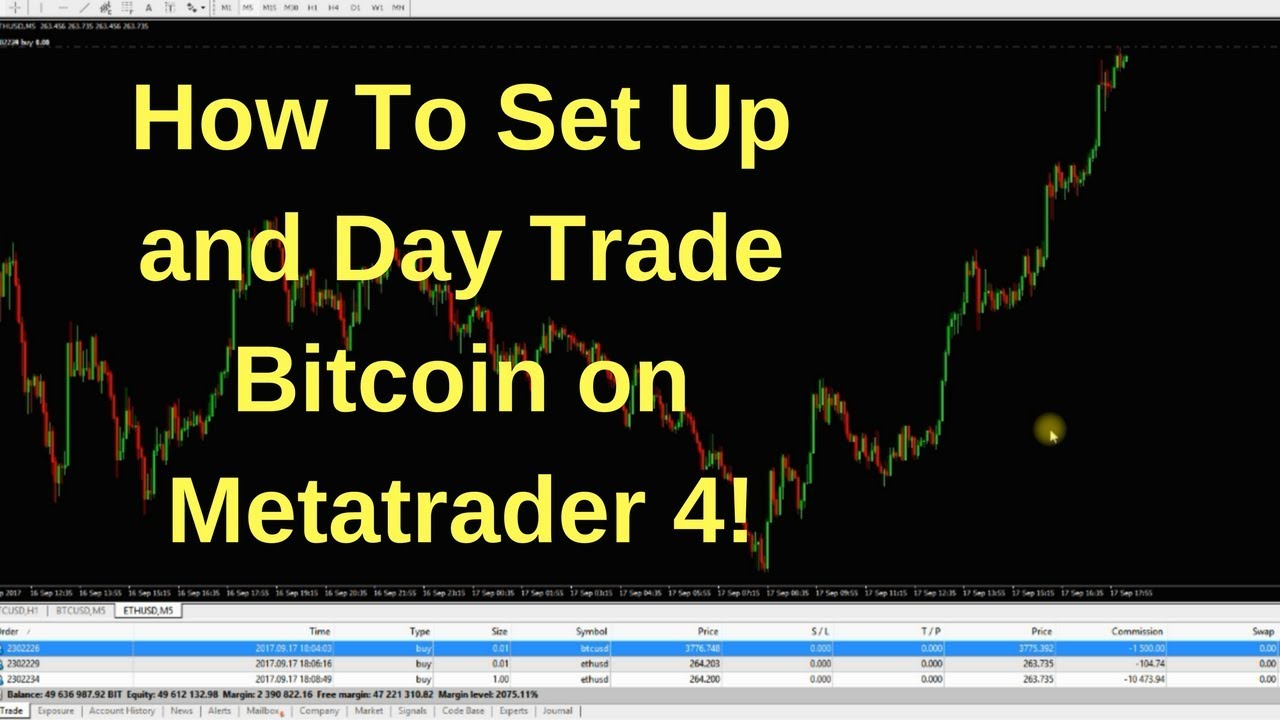 can you day trade crypto
