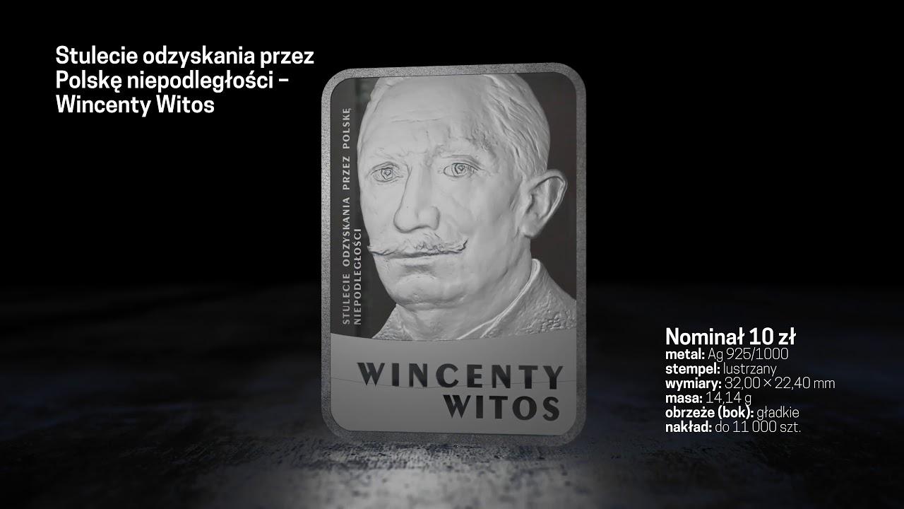 AD, N - Stulecie odzyskania przez Polskę niepodległości – Wincenty Witos