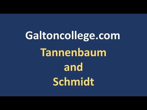 tannenbaum and schmidts leadership continuum