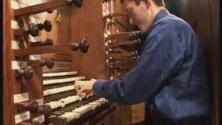 Bach - Toccata fugue BWV 565 - PJ Schoen - Orgue Moucherel - Albi