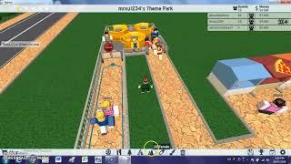 ROBLOX THEME PARK TYCOON 2 w/ Molly aka liz_865